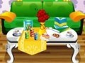Game Decorate your coffee table . Play online