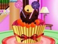Game Cup Cake Deco . Play online