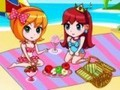 Game Royal picnic . Play online