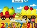 Game How many apples . Play online