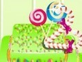 Game Decorating delicious cake . Play online