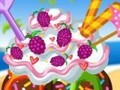Game Delicious ice cream . Play online