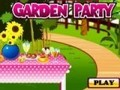 Game Garden party . Play online