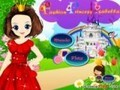Game Fashion Princess Isabella . Play online
