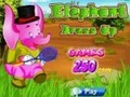 Game Elephant dressed . Play online