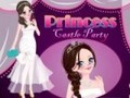 Game Princess Castle Party . Play online