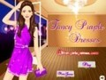 Game Fancy purple dress . Play online