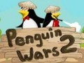 Game Penguin War 2 . Play online