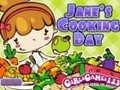 Game Jane Day cooking . Play online