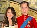 Game Wedding of William and Kate . Play online