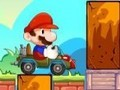 Game Mario automobile mileage . Play online