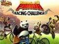 Game Kung Fu Panda Race Challenge . Play online