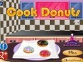 Game Prepare Doughnuts . Play online