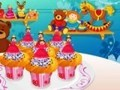 Game Pink Princess Cupcakes . Play online