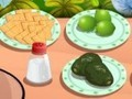 Game Preparing guacamole . Play online
