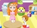 Game Kids Cafe . Play online
