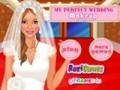 Game My Perfect Wedding Make-up . Play online