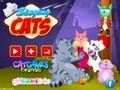 Game Singing Cats . Play online