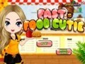 Game Fast food Twins . Play online