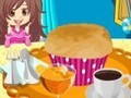 Game Colorful cupcakes . Play online