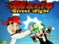 Game Mario street fight . Play online