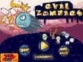 Game Evil zombies . Play online