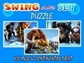 Game Swing and Set Ice Age 4 Continental Drift . Play online