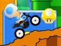 Game Toad biker . Play online