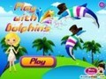 Game Play with the Dolphins . Play online