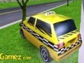 Game 3d Taxi Race . Play online