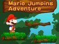 Game Jumping Mario adventure . Play online