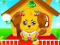 Game Cute pet dog . Play online