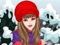 Game Skier Emma . Play online