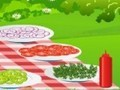 Game Vegetable Sandwich . Play online