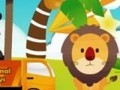 Game Animal truck . Play online