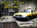 Game Mad Taxi Driver . Play online