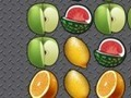 Game Funny fruit . Play online