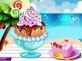 Game Great tasting ice cream . Play online