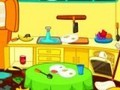Game Dirty kitchen . Play online