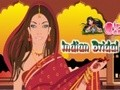 Game Indian Bridal Makeup . Play online