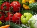 Game Fruits and vegetables 5 . Play online