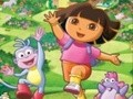 Game Happy Dora 6 Diff Fun . Play online