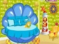 Game Doll House Bed . Play online