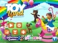 Game Toy Land difference . Play online