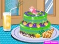 Game Mermaid Cake Decoration . Play online