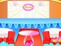Game Luxury wedding decorations . Play online
