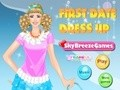 Game First Date Dress Up . Play online