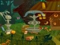 Game Little Witch mess . Play online