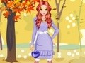 Game Autumn Trend Girl . Play online