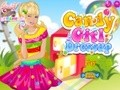 Game Candy girl dresses . Play online